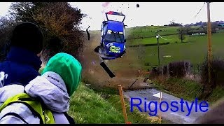 Best of rallye 2017 crash on the limit by Rigostyle