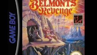 Castlevania II: Belmont's Revenge Music (Game Boy) - Game Over