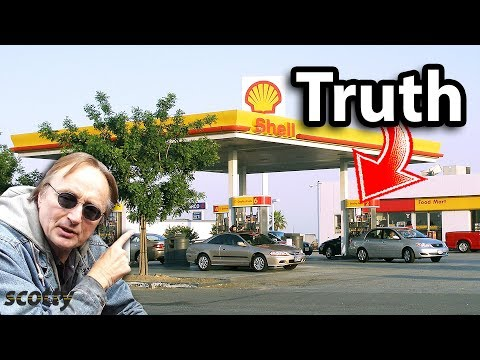 The Truth About Gas Stations in America, What's Really in Your Car's Gasoline