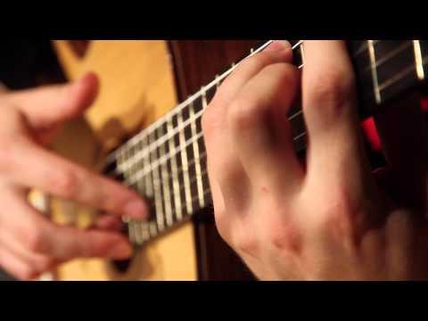 Classical Guitar - Isaac Albéniz - Asturias (Leyenda), No. 5 from Suite Española