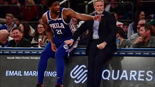 Marc Jackson talks Joel Embiid, expectations for Sixers vs Nets, and more