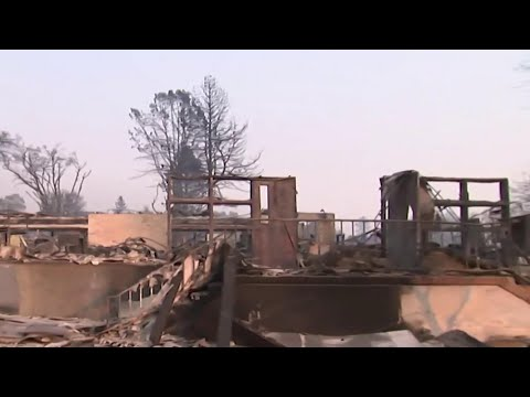 Paradise, California, In Ruins As Camp Fire Continues To Rage | NBC Nightly News