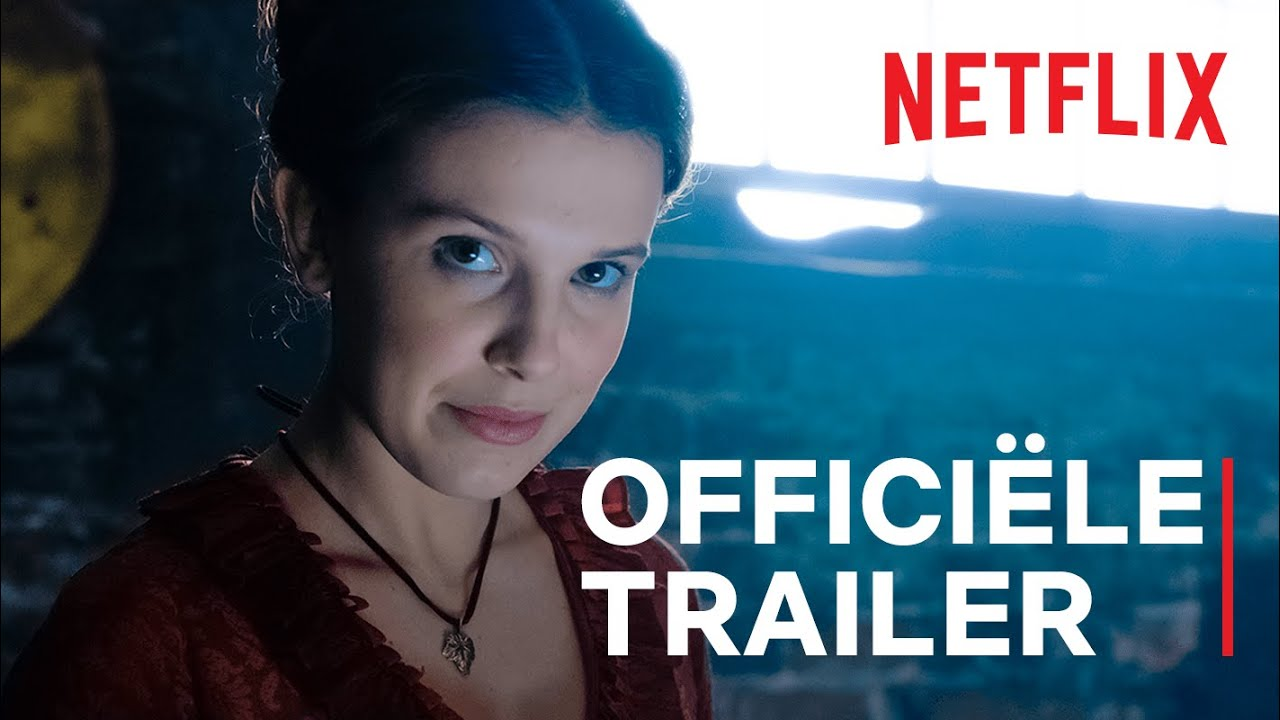 Officiële Enola Holmes trailer op Netflix België
