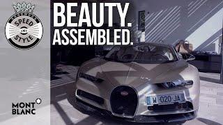 How to build a £2million Bugatti Chiron