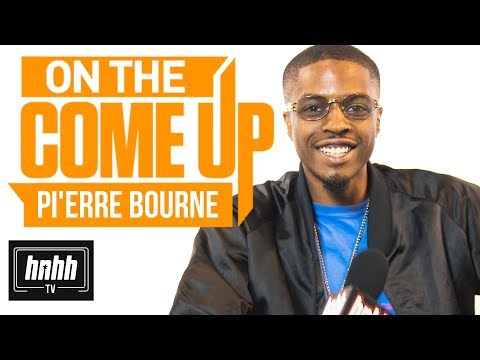 Pierre Bourne on Beats vs. Raps, Playboi Carti, Metro Boomin & More (HNHH's On The Come Up)