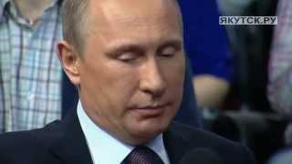 Журналист из Якутии пожаловался Путину на засилие госСМИ