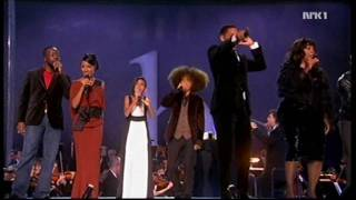Man In the Mirror - Nobel Peace Prize Concert '09 HD