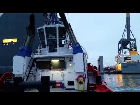Kotug Harbour Towage Rotterdam