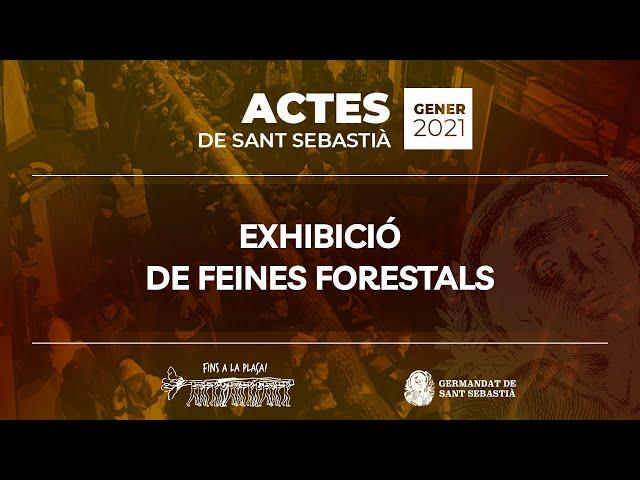 Sant Sebastià 2021_Feines Forestals