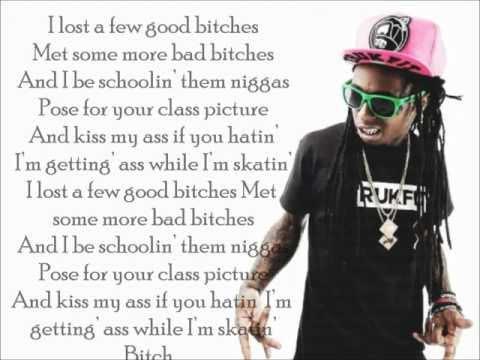 Lil Wayne ft. Future,Drake - Love Me (Lyrics)