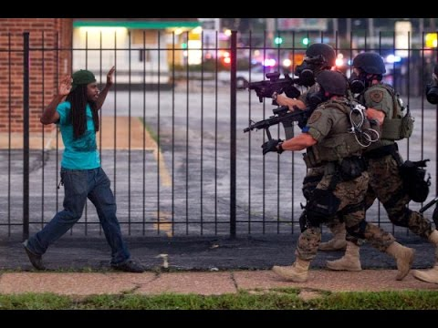Ferguson, MO | Michael Brown | Police Brutality | And the State of Race Relations in America