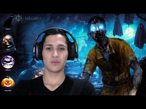 MU Online (EVENTO- Exclusivo) Ataque Zumbi - MEGAMU Season 12