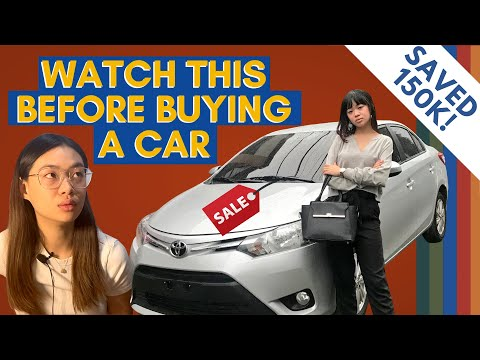 BUYING A SECOND HAND OR REPOSSESSED CAR | Adulting Hacks