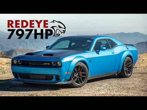 Dodge Challenger Hellcat Redeye: Road Review | Carfection 4K