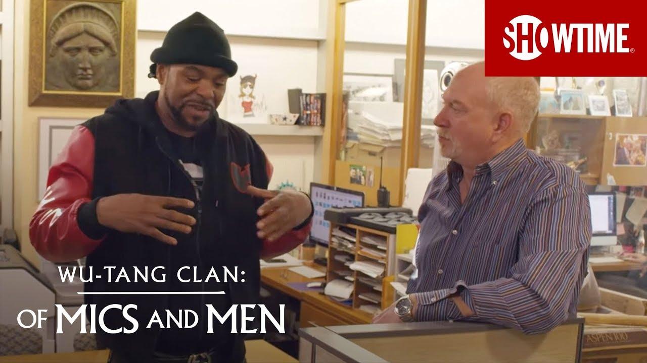 Wu-Tang Clan Doc 'Of Mics and Men': RZA, Sacha Jenkins