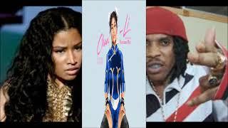 Nicki Minaj - Chun Li ft Vybz Kartel REMIX