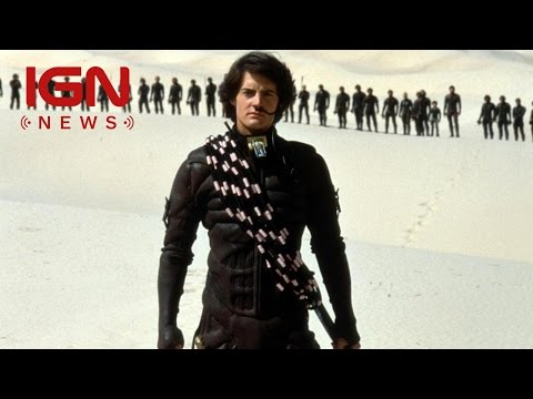 Dune: Legendary Pictures Lands Movie Rights - IGN News