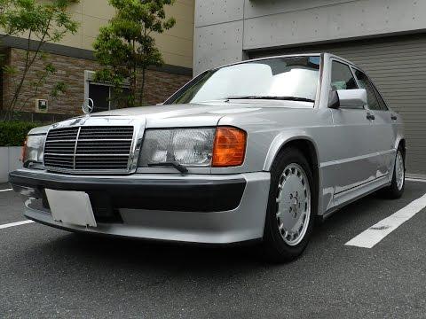 Mercedes Benz 190E 2.5-16  '1993
