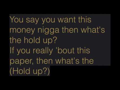 Marion Band$- Hold up- With Lyrics