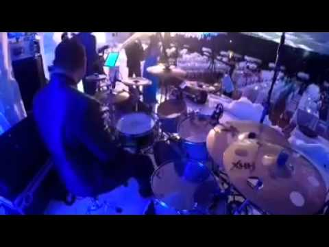 If you stay - Joseph Vincent Live (Drumcam)