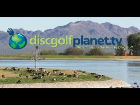 Welcome to Disc Golf Planet TV