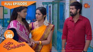 Poove Unakkaga - Ep 145 | 13 Jan 2021 | Sun TV Serial | Tamil Serial