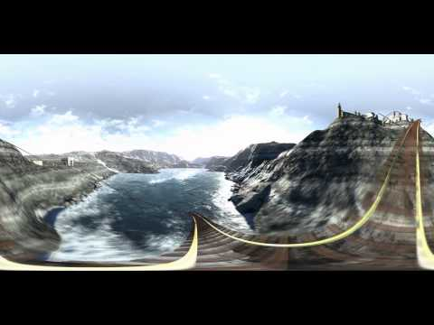 RIFTCOASTER HD (YouTube 360-Video)