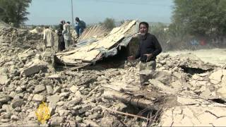 Exclusive report from Pakistan's quake epicentre