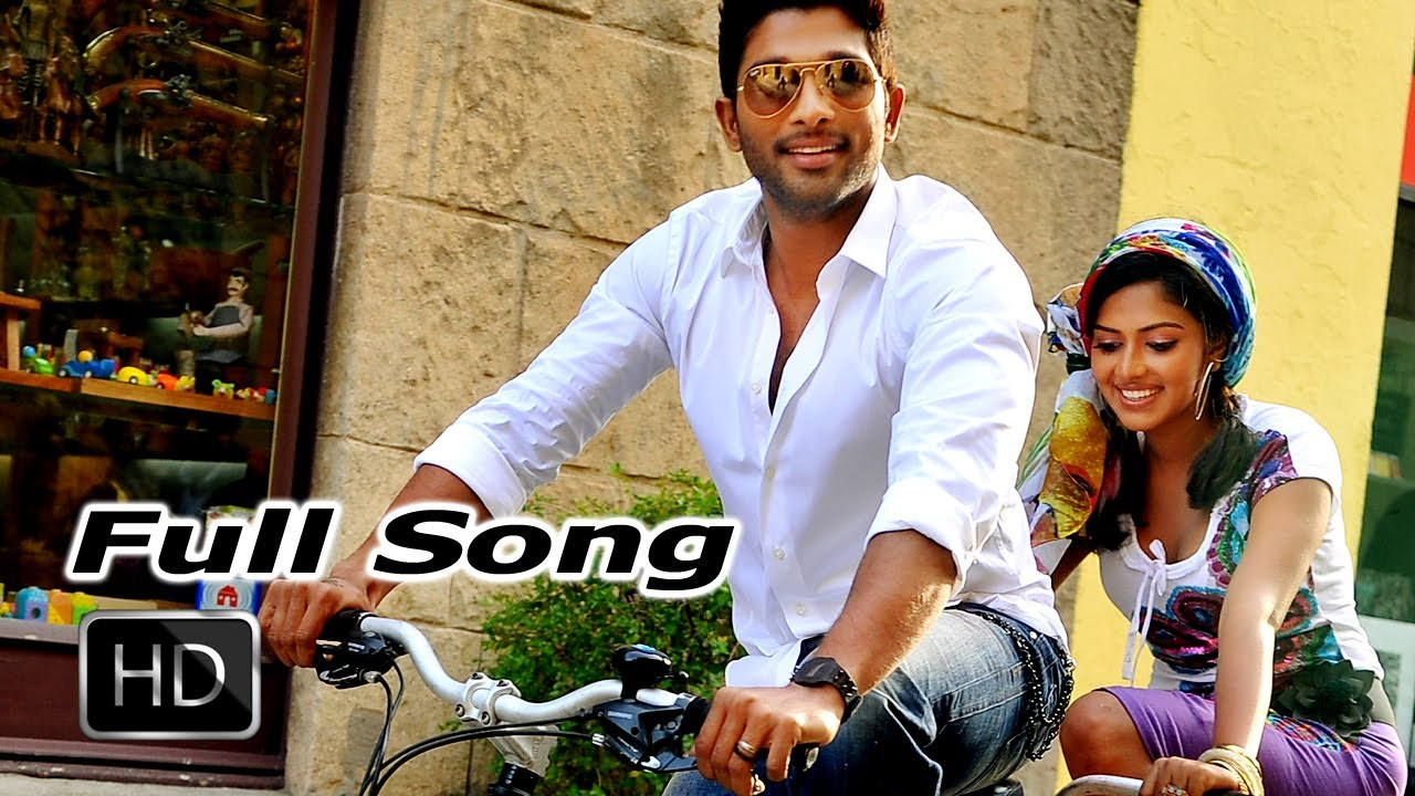Iddarammayilatho Movie Top lesi poddi  Song - Allu Arjun Amala Paul, Catherine Tresa