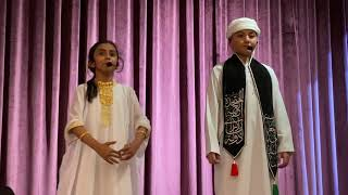 Ajyal Al Falah Our student performance Come to Abu Dhabi