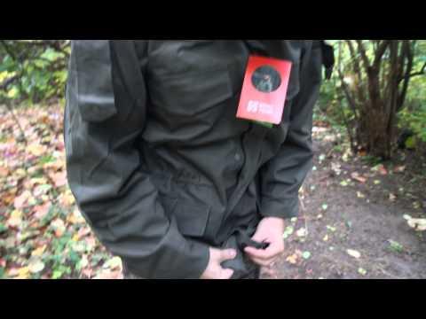 Охотничья куртка Nova Tour «Патриот». Обзор