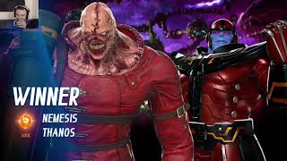MvC Infinite: Week 2 Online Play pt49 - vs. Ultron/Jedah