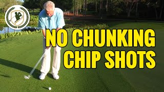 CHIPPING TIPS - HOW TO STOP CHUNKING YOUR GOLF CHIPS
