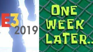 E3 - One Week Later - Doom Eternal, Jedi: Fallen Order, Luigi's Mansion 3, & More (LIVE 1hr Show)