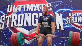 European Team Ultimate Strongman Championship 2017 U105  (ENG)
