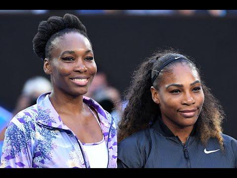 USTA Fed Cup: Serena Venus Sister Act Highlights