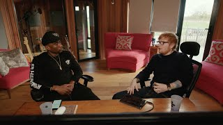Gambar cover Ed Sheeran - Beautiful People (feat. Khalid) [Charlamagne Tha God Interview]