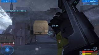 Halo 2 Vista(On Windows 7) Online Gameplay