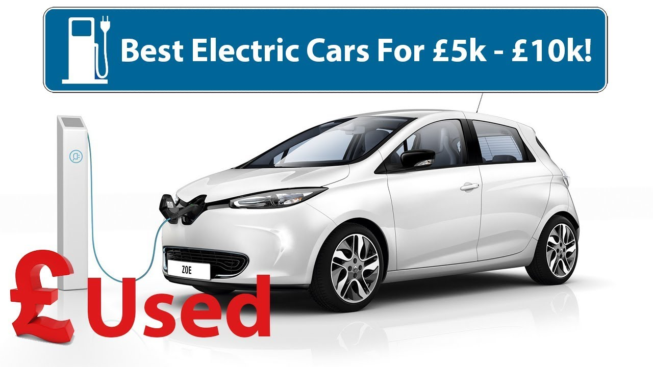 Best Electric Cars For 5k To 10k Used
