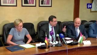 الحكومة توقع اتفاقيات مشاريع مع المانيا بقيمة 107 5 ملايين يورو - (31-7-2017)