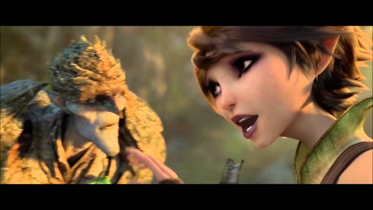 Download Animation Strange Magic 2015 new full HD Tell him Wild Thing