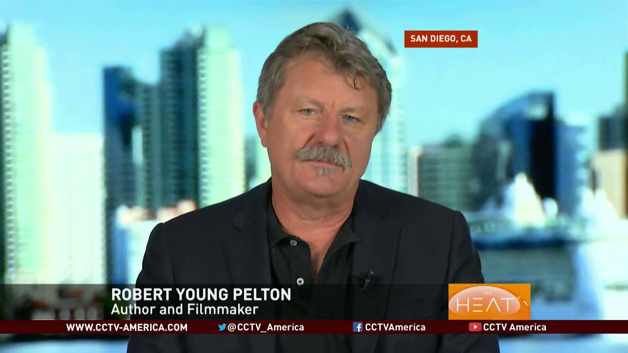 Interview of Robert Young Pelton and John Gachie on the ...