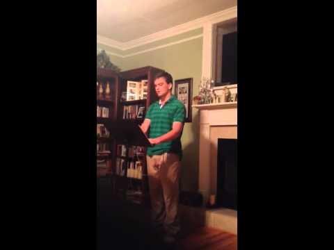 Timothy Murphy informative speech COMM 101