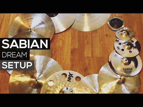 Unboxing my New Sabian Cymbals Setup!