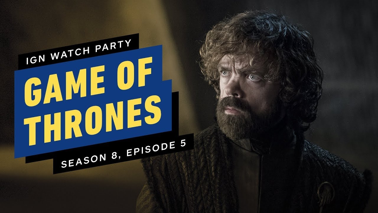 game of thrones season 8 episode 5 torrent download link