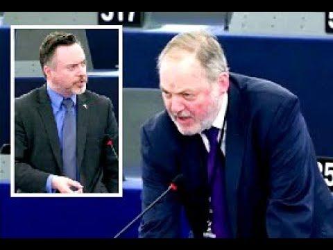 Name-calling SNP MEP smitten by UKIP MEP William Dartmouth