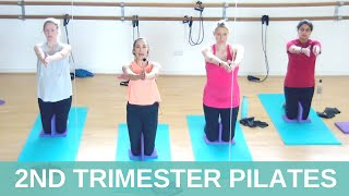 2nd Trimester Pilates 20 Minute Workout | Pregnancy Exercise | Jane Wake