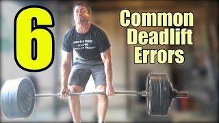 Common Deadlift Errors ft. Austin Baraki - Starting Strength Coach