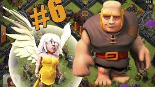 Gigantes y Sanadoras | Ataques #6 | Descubriendo Clash of Clans