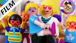 Учительница любит только Анну и ненавидит остальных | Семья Соколовых | Playmobil истории